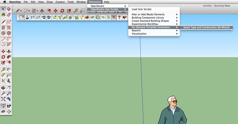 Creating Your Model - OpenStudio<sup>®</sup> User Docs