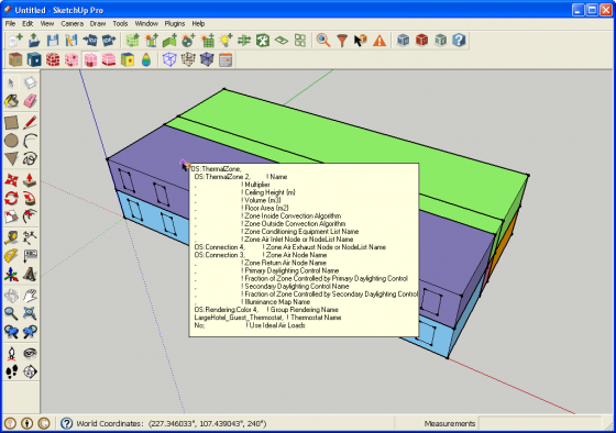 SketchUp Plug-in Interface Guide - OpenStudio<sup>®</sup